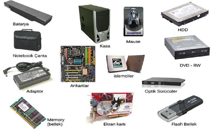 The Main Difference Involving The Computer Software And Hardware